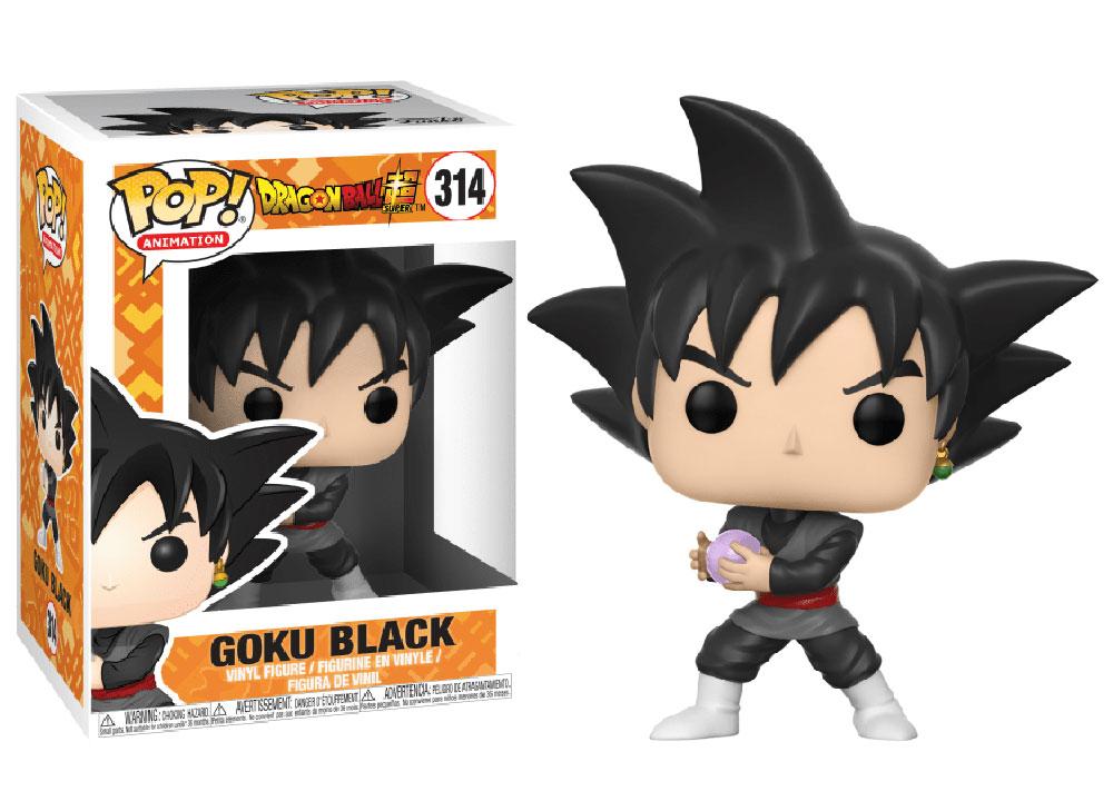 Figura Goku Black de Funko Pop