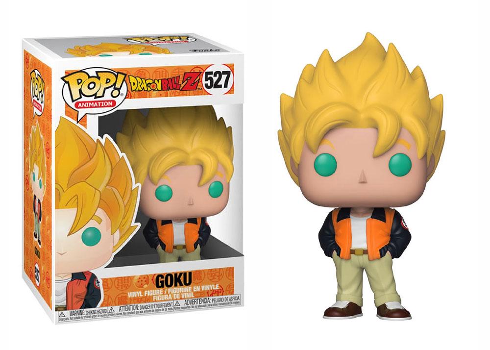 Figura Goku Casual de Funko Pop