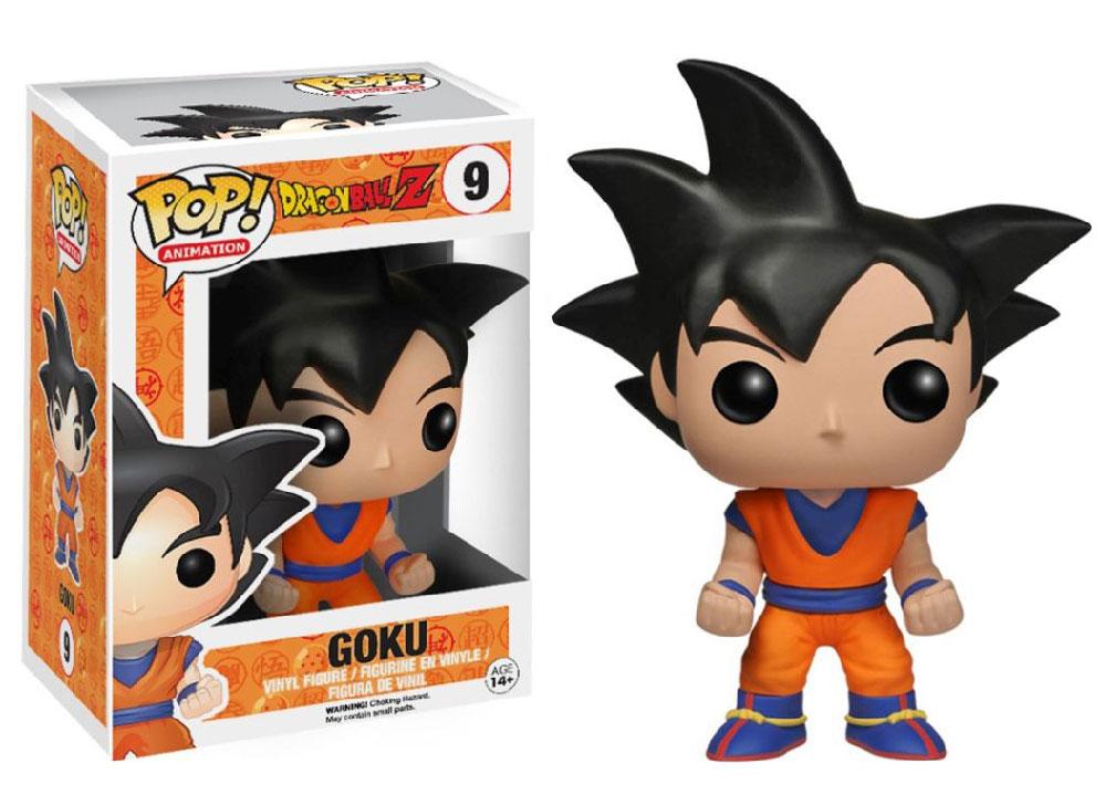 Figura Goku de Funko Pop