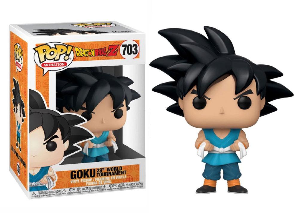 Figura Goku World Tournament de Funko Pop