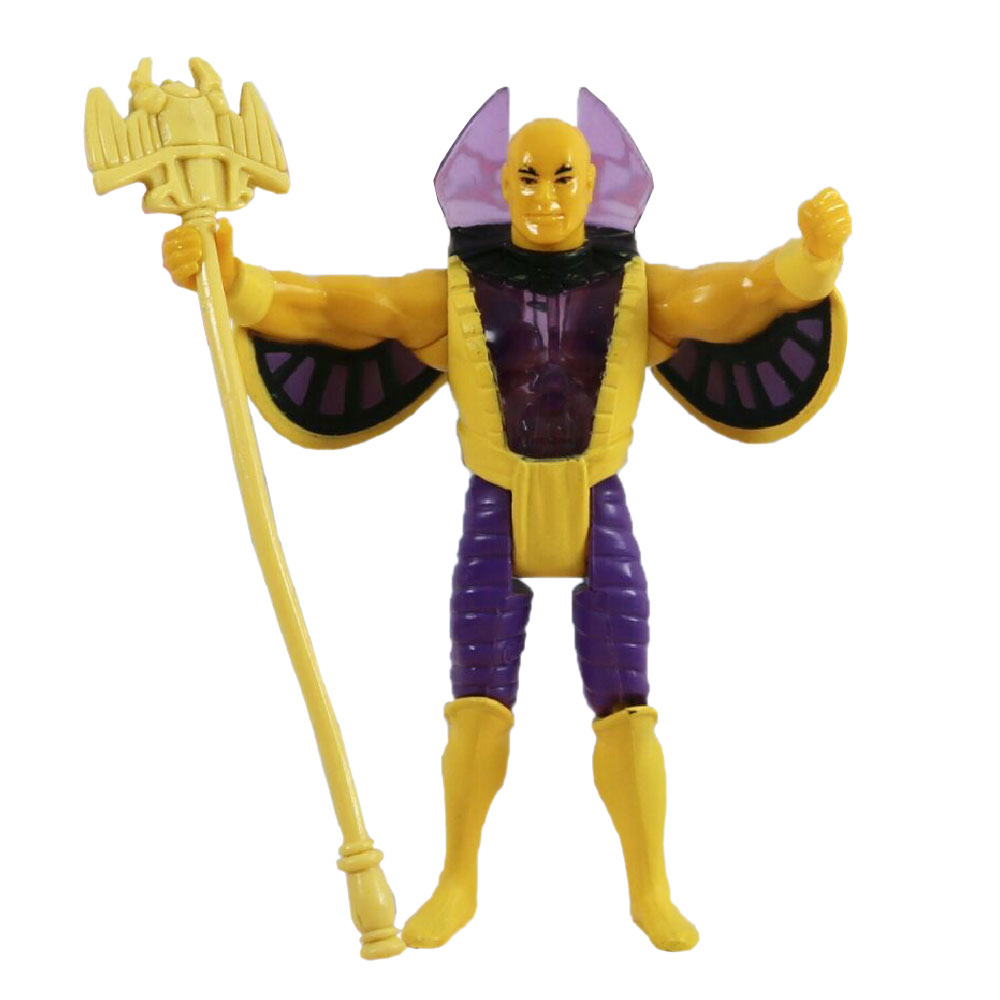 Figura de Golden Pharaoh Super Powers