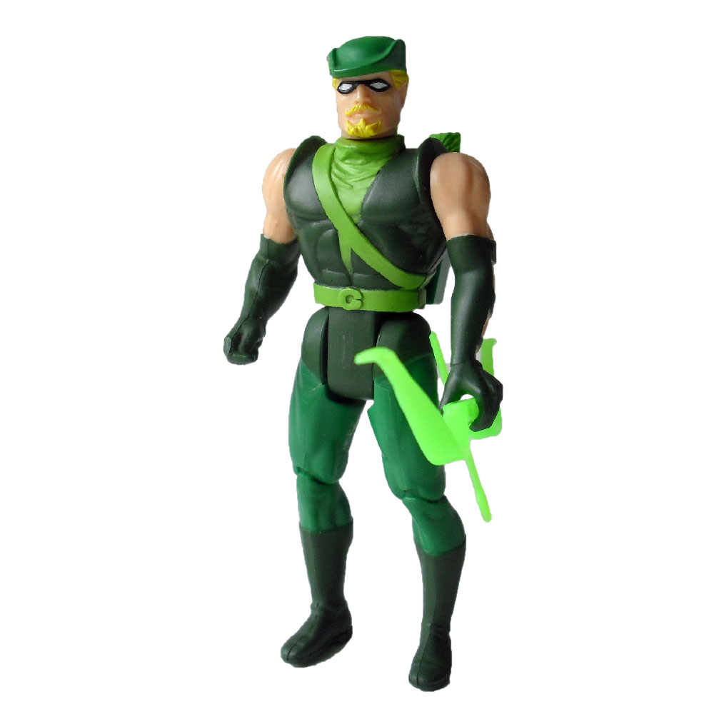 Figura de Green Arrow Super Powers