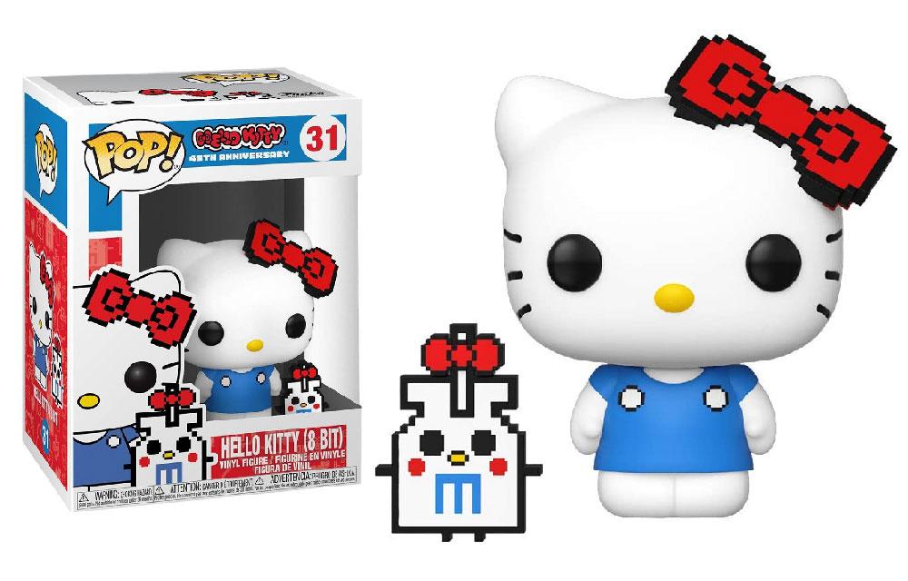 Figura de Hello Kitty 8 Bit Funko Pop 31