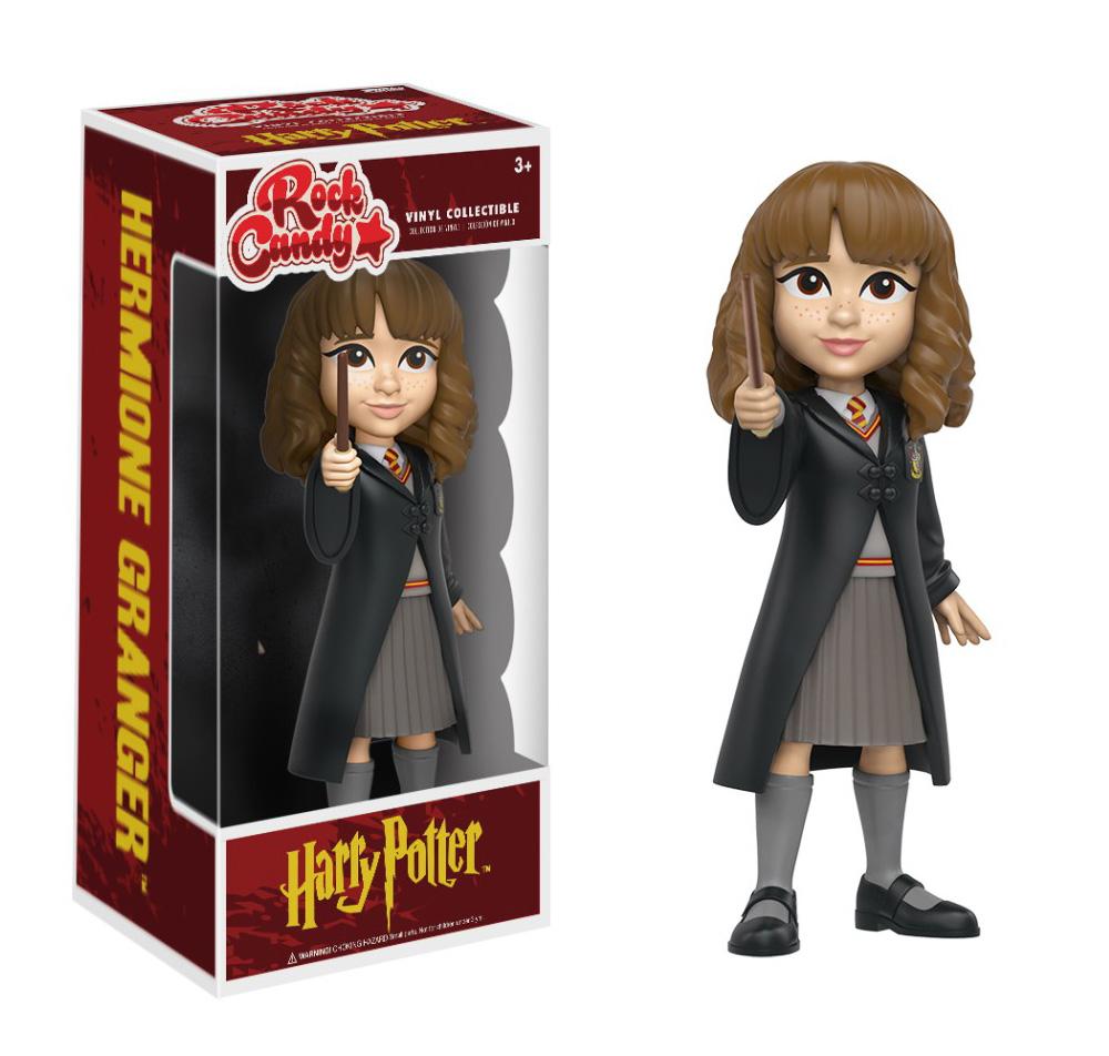 Figura de Hermione Granger Harry Potter Rock Candy