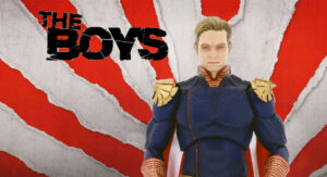 Figura Homelander The Boys MAFEX