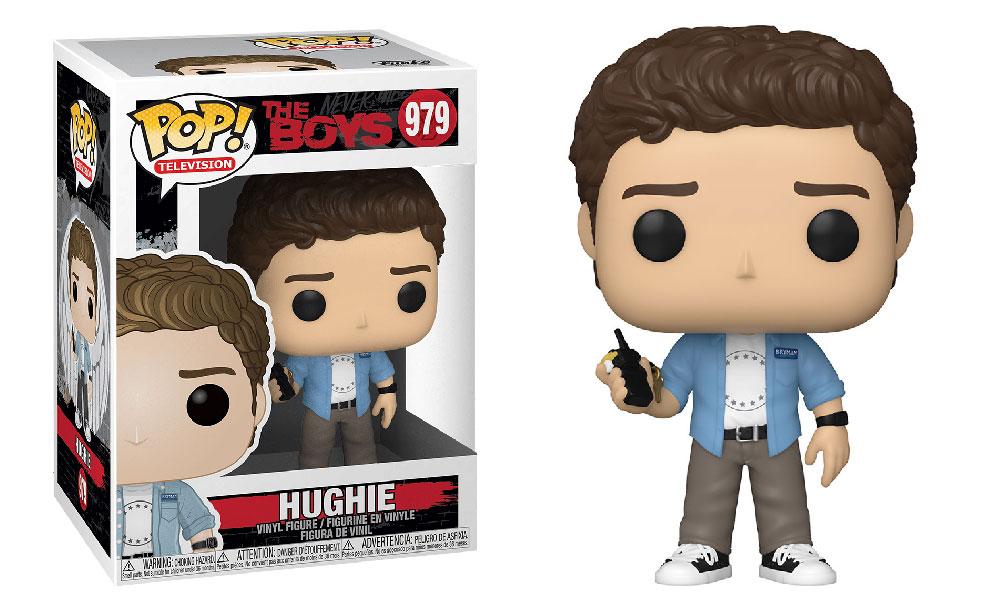 Figura de Hughie / The Boys Funko Pop