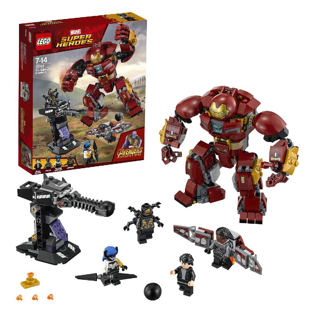 Figura de Hulkbuster LEGO