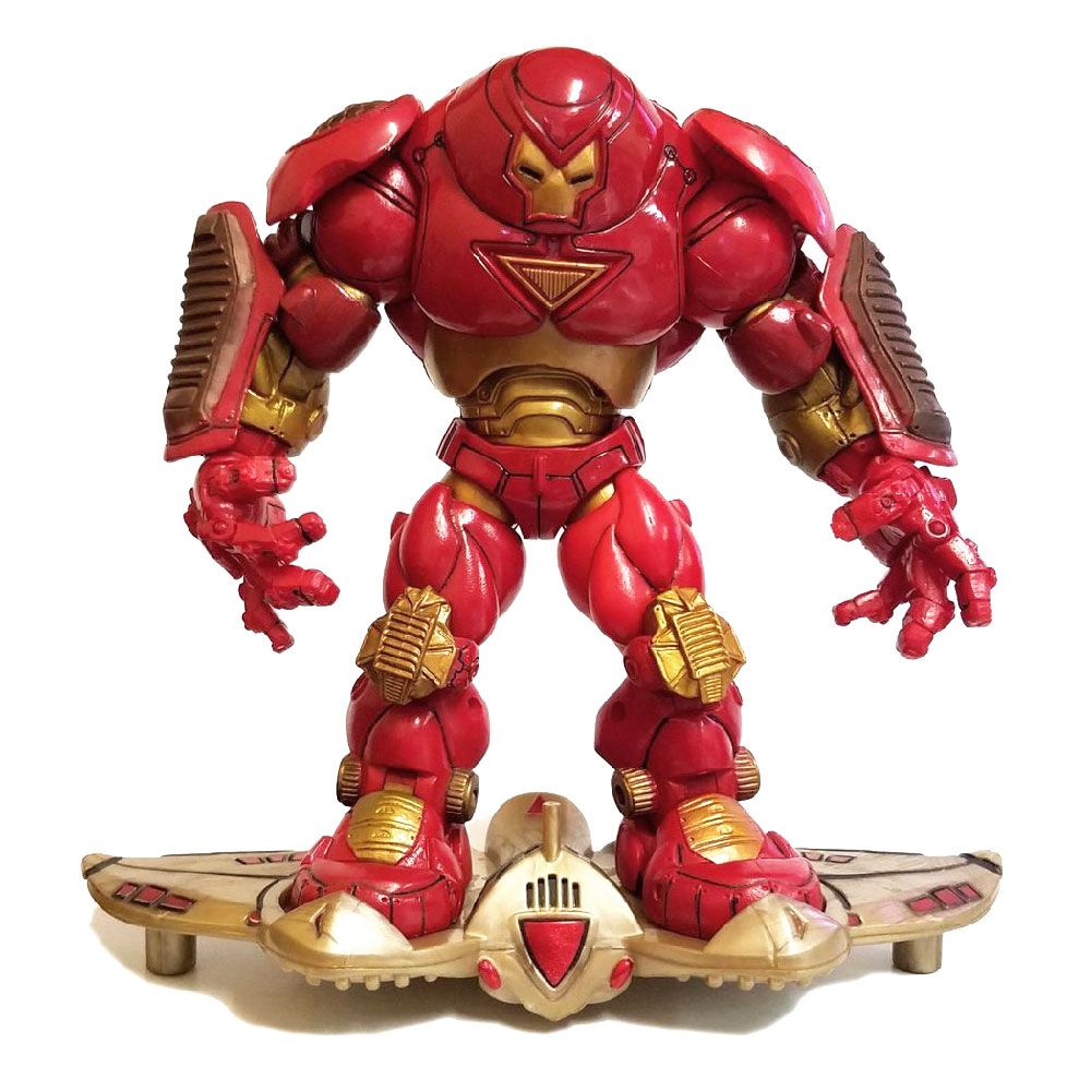 Figura de Hulkbuster Marvel Legends 2005