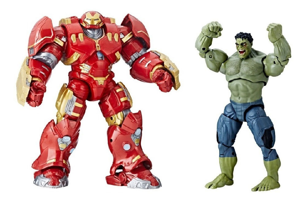 Figura de Hulkbuster Marvel Legends
