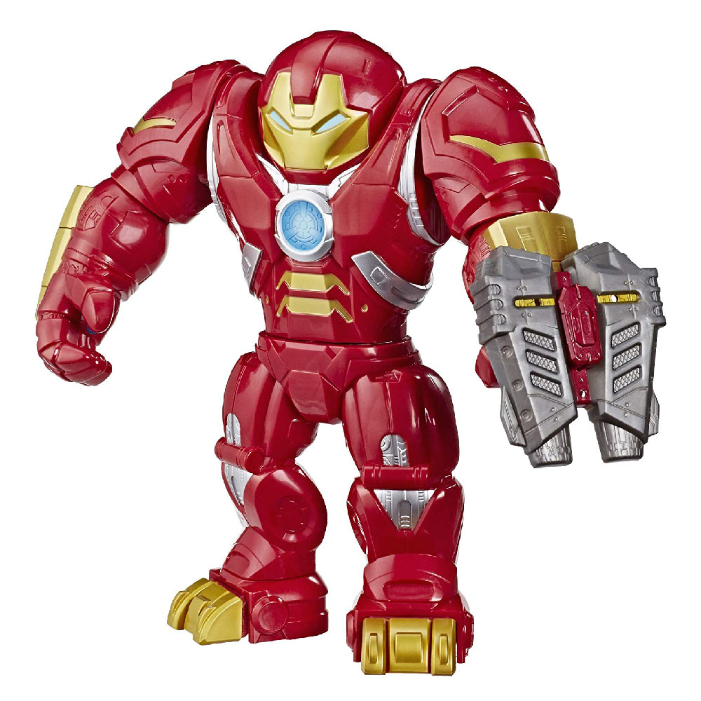 Figura de Hulkbuster Mega Mighties