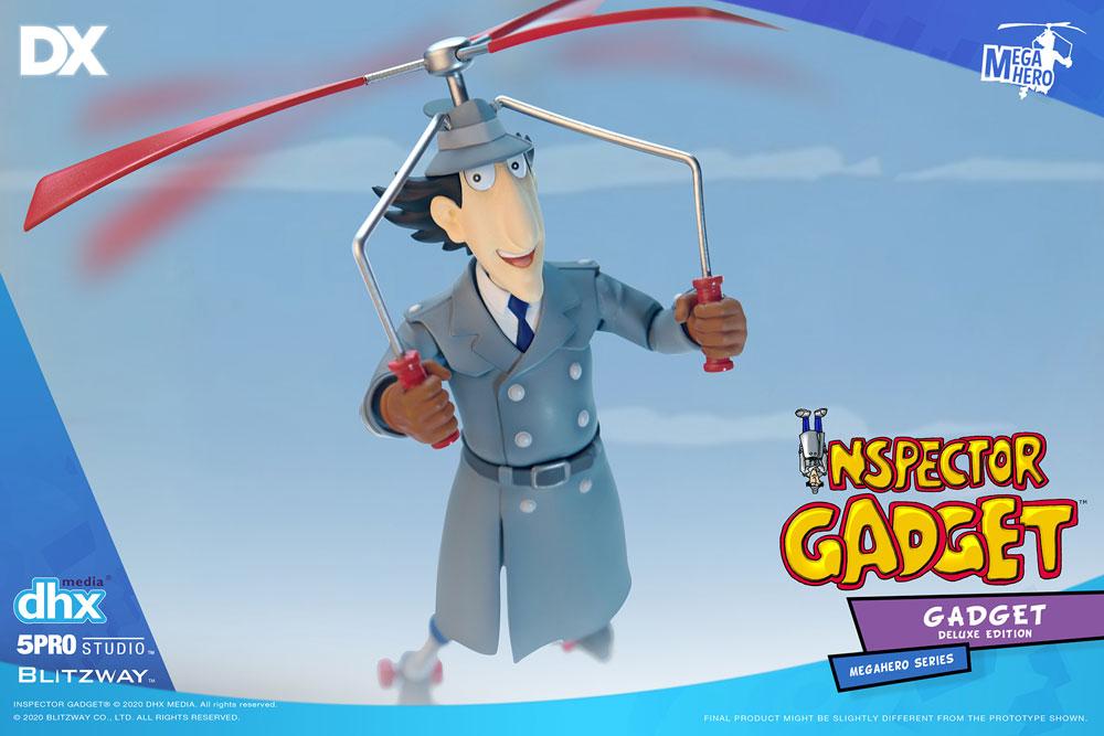 Figura del Inspector Gadget 1
