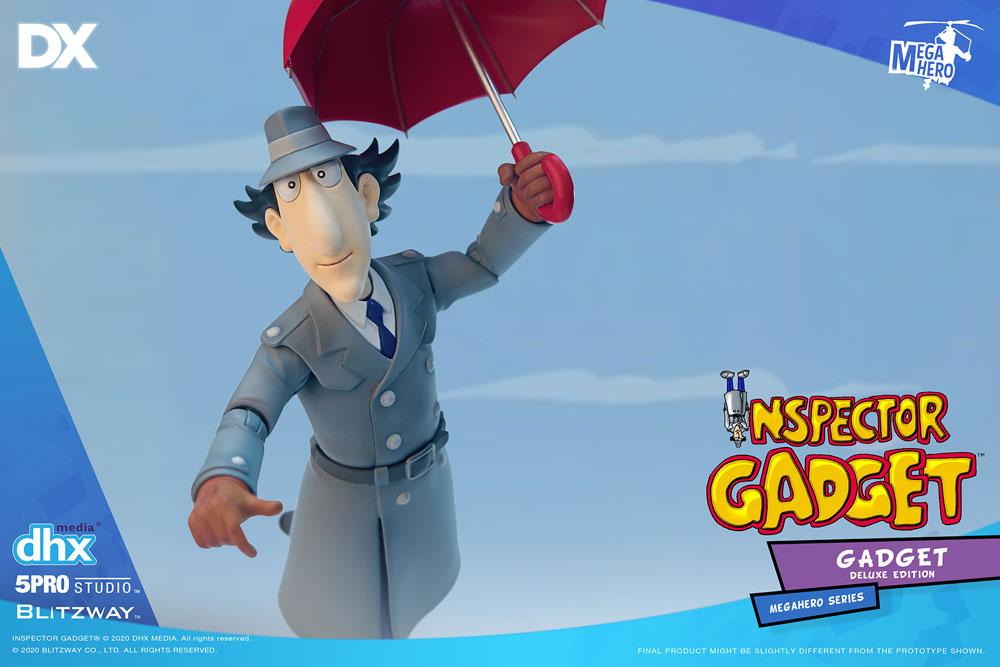 Figura del Inspector Gadget 3