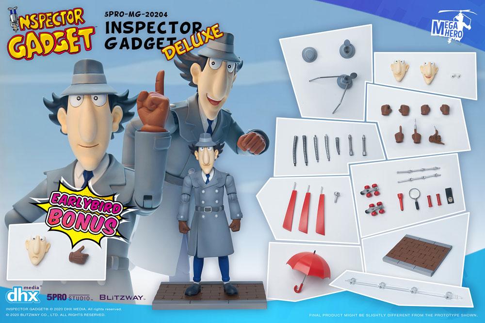 Figura del Inspector Gadget