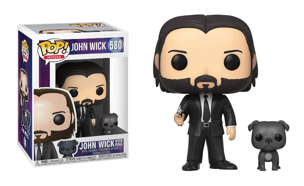 Figura de John Wick de Funko Pop