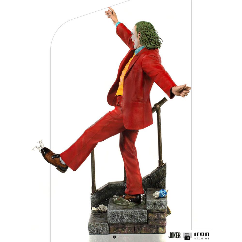 Figura del Joker Iron Studios 2