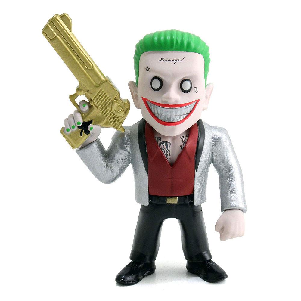 Figura del Joker Jared Leto Die Cast