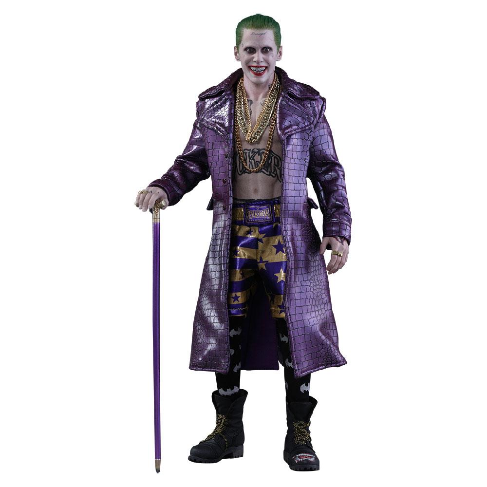 Figura del Joker de Jared Leto de Hot Toys Sideshow Masterpiece