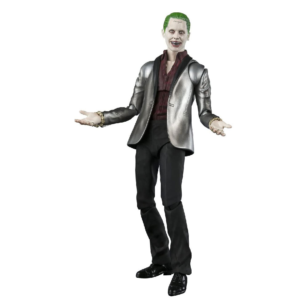 Figura del Joker de Jared Leto de Tamashii Nations