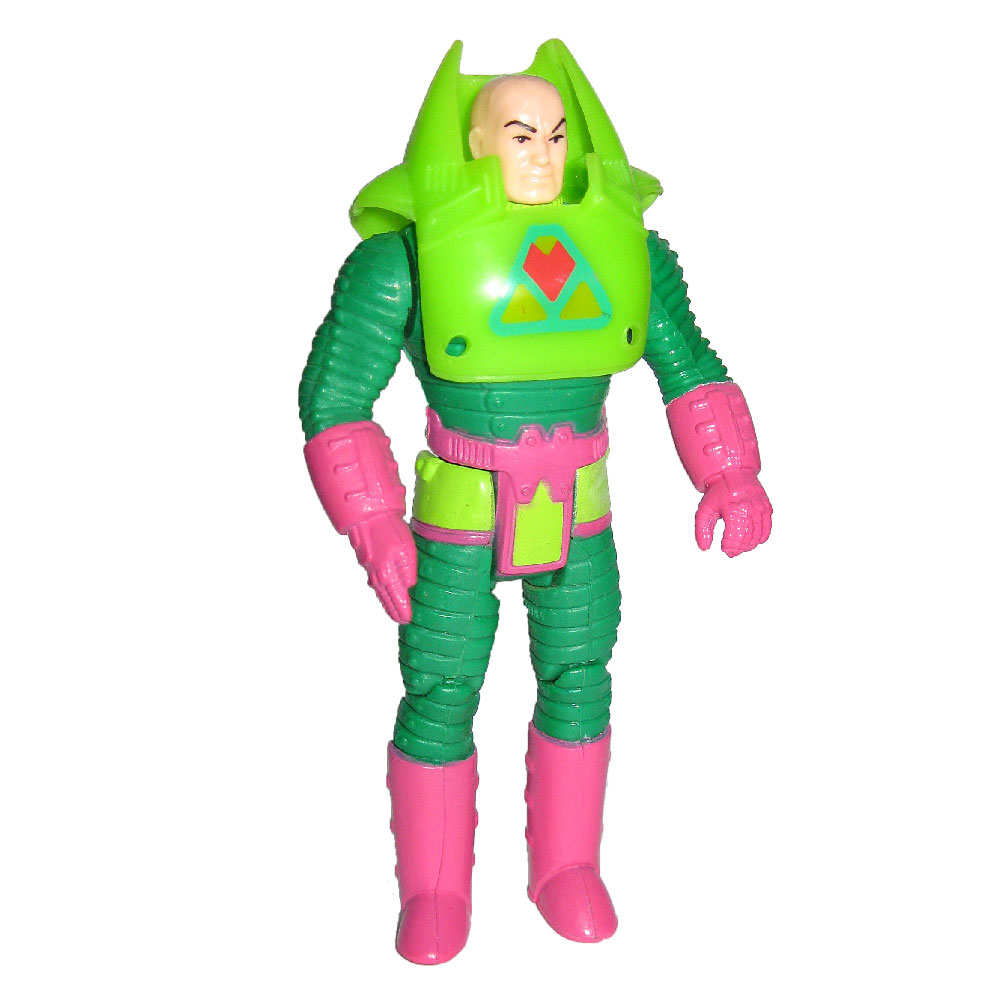 Figura de Lex Luthor Super Powers