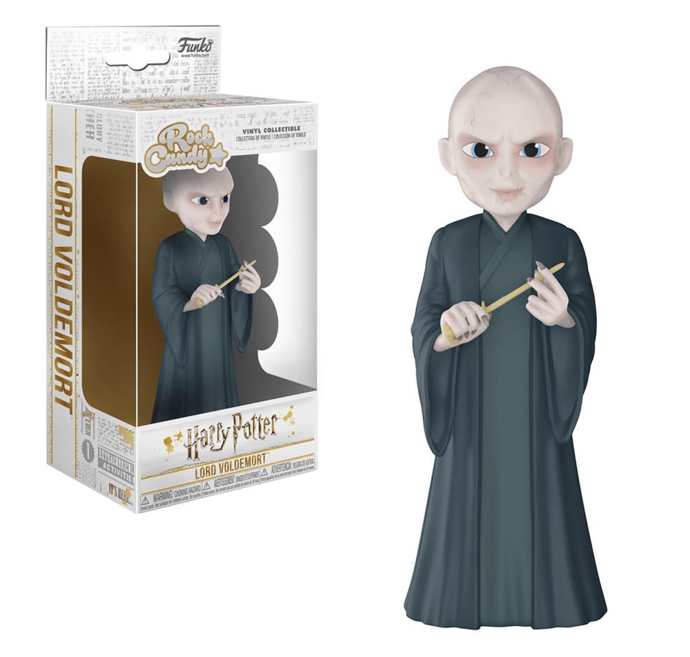 Figura de Lord Voldemort Harry Potter Rock Candy