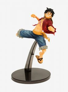 Figura Luffy One Piece Banpresto