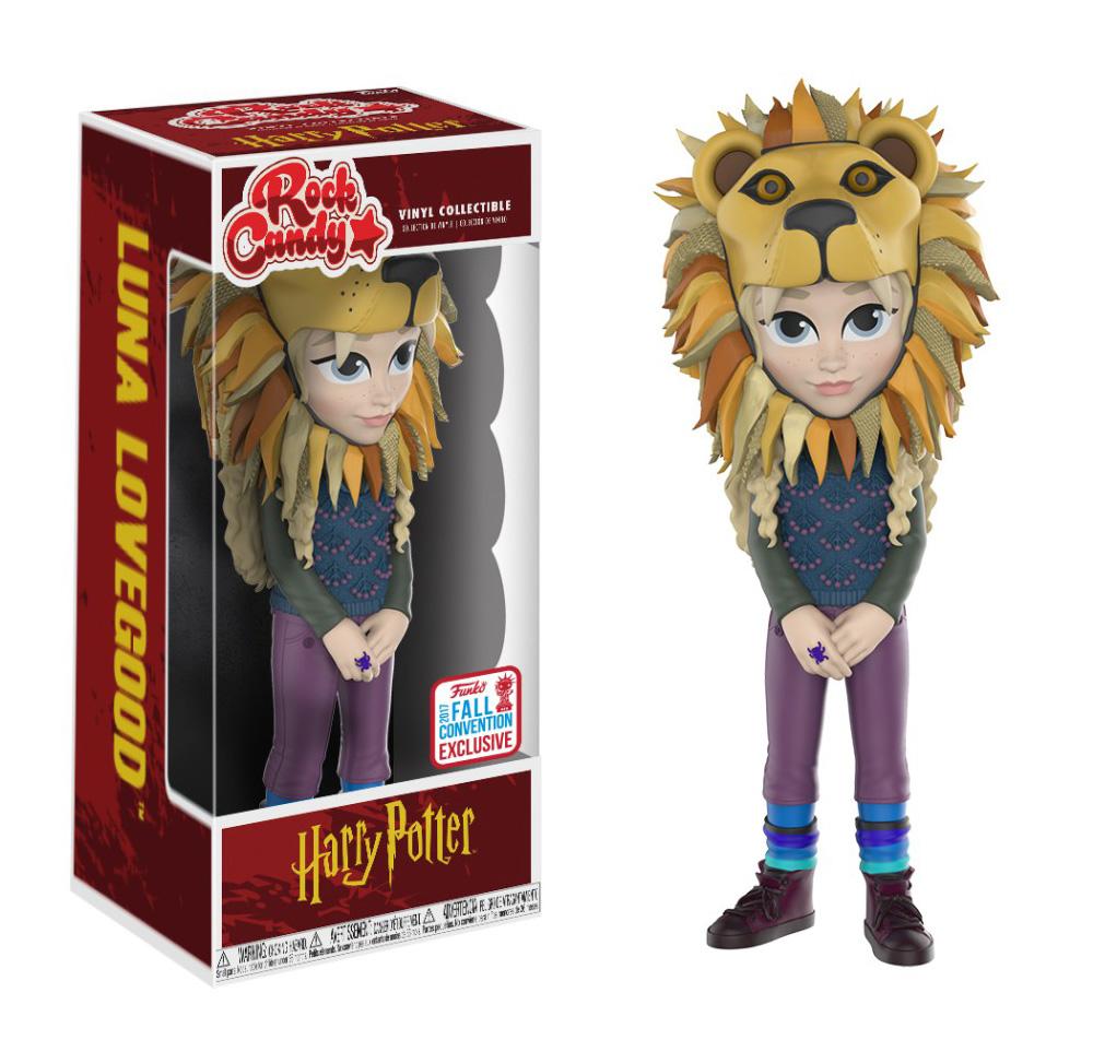 Figura de Luna Lovegood Edición Limitada Harry Potter Rock Candy