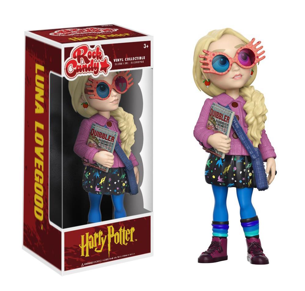 Figura de Luna Lovegood Harry Potter Rock Candy