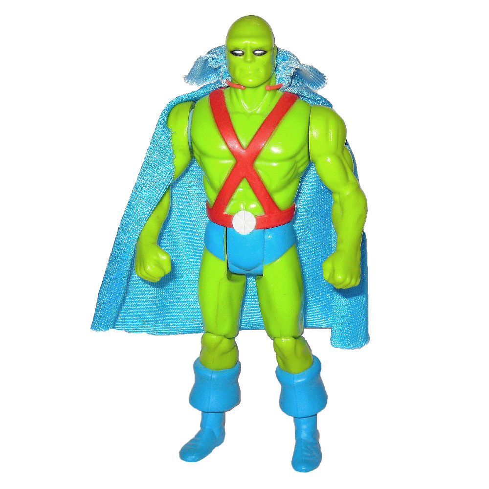 Figura de Martian Manhunter Super Powers