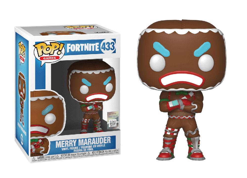 Figura de Merry Marauder Fortnite Funko Pop