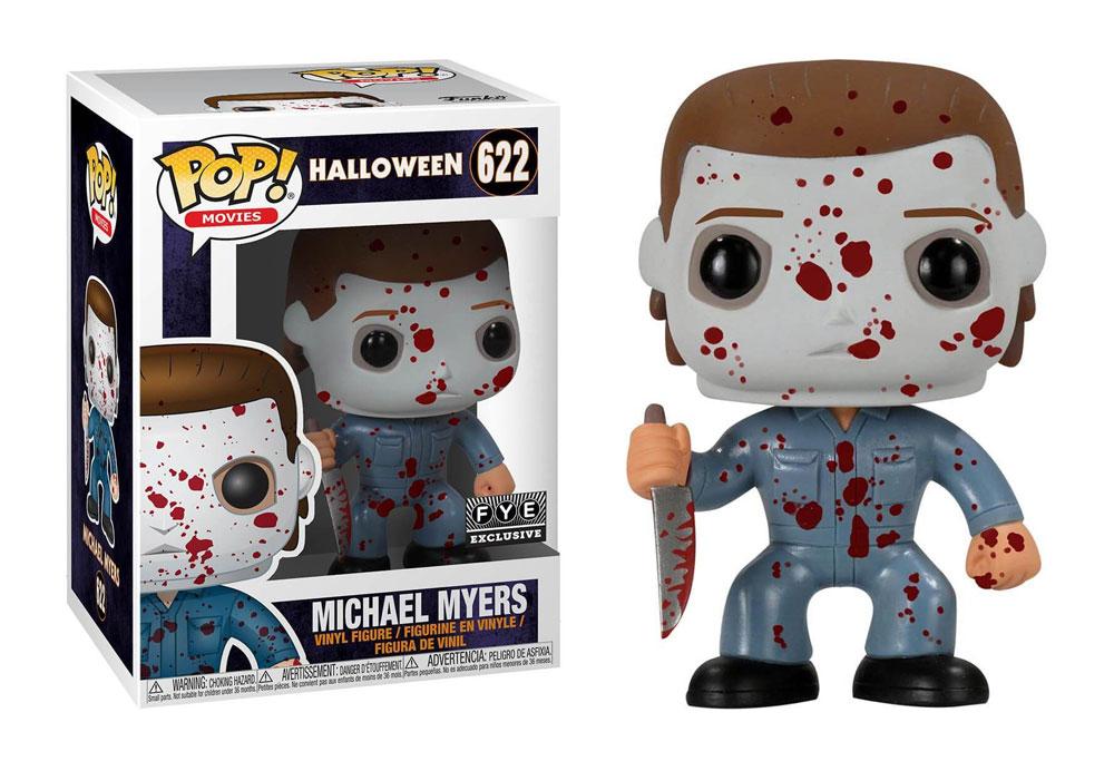Figura de Michael Myers de Funko Pop