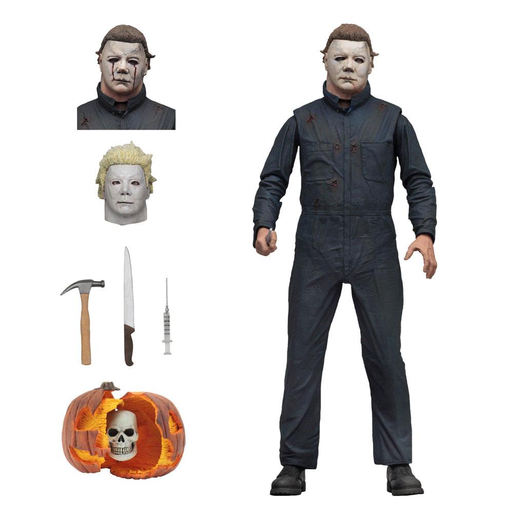 Figura de Michael Myers de NECA Halloween II