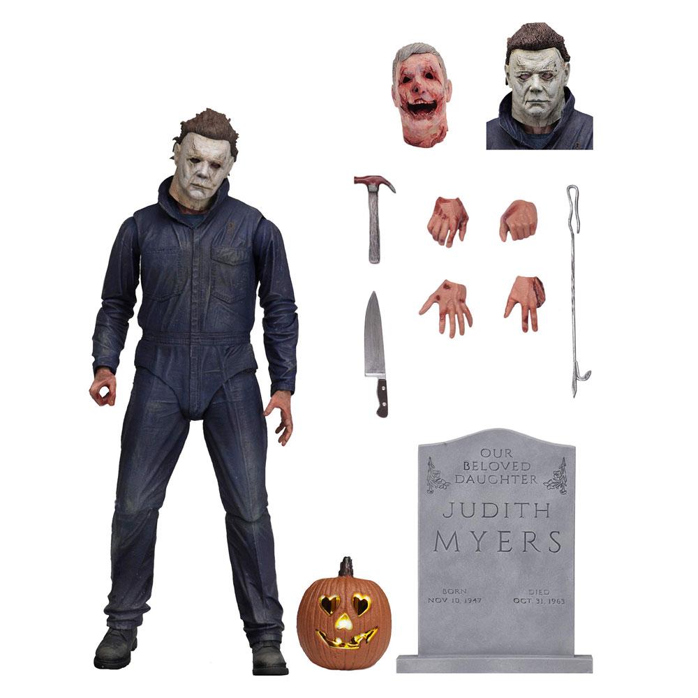 Figura de Michael Myers de NECA Halloween (2018)
