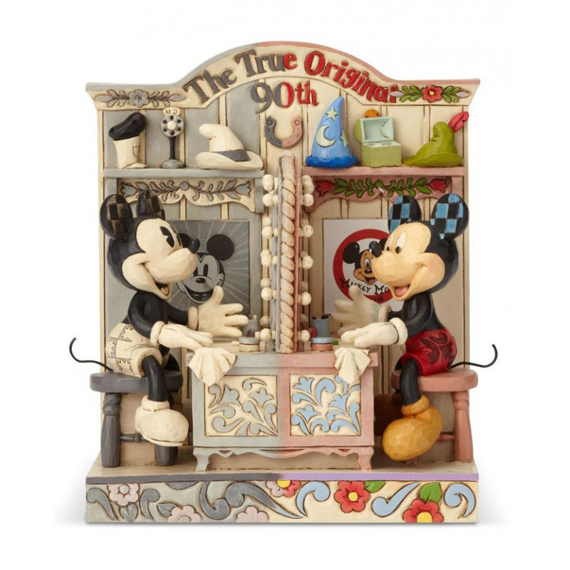 Figura de Mickey Mouse de Jim Shore