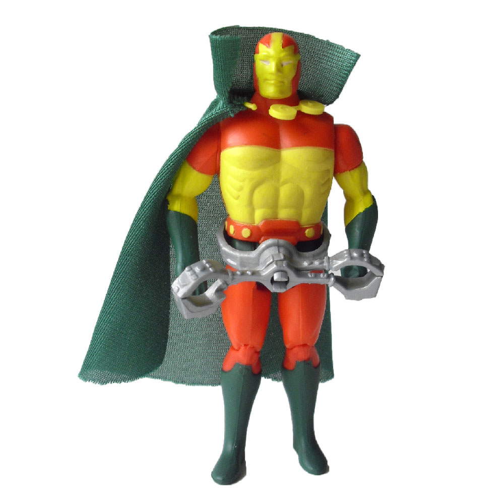 Figura de Mister Miracle Super Powers