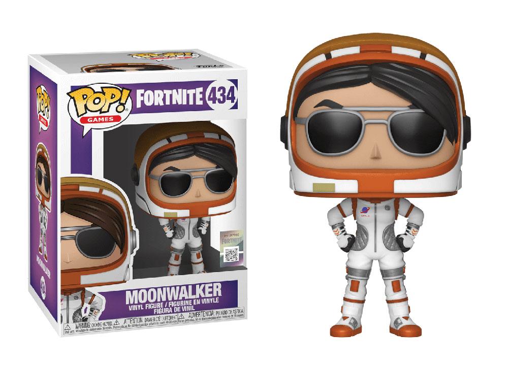 Figura de Moonwalker Fortnite Funko Pop