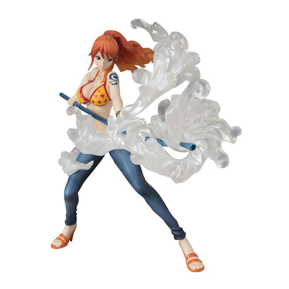 Figura de Nami Milky Ball One Piece