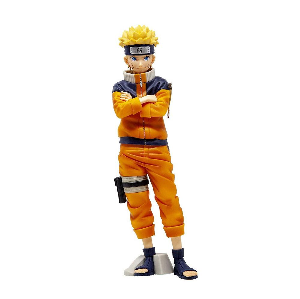 Figura de Naruto Banpresto Grandista