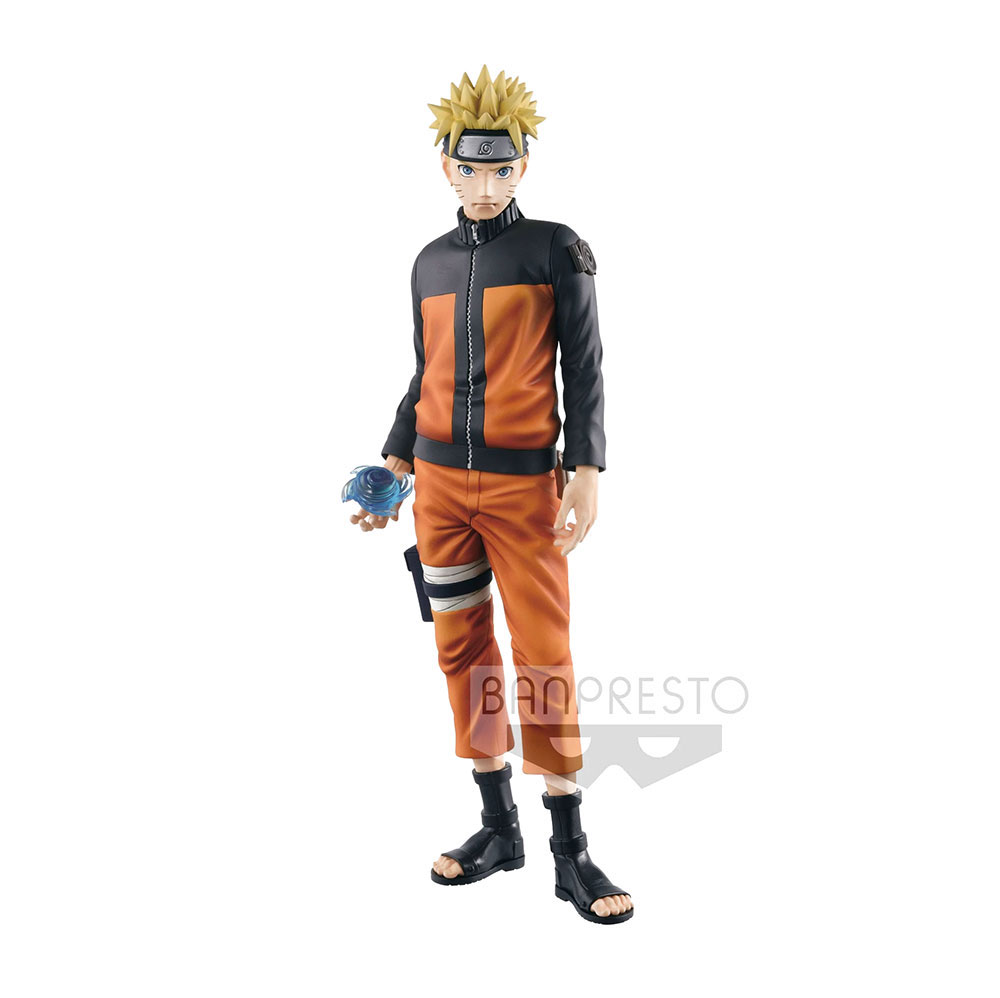 Figura de Naruto Shippuden Banpresto Grandista