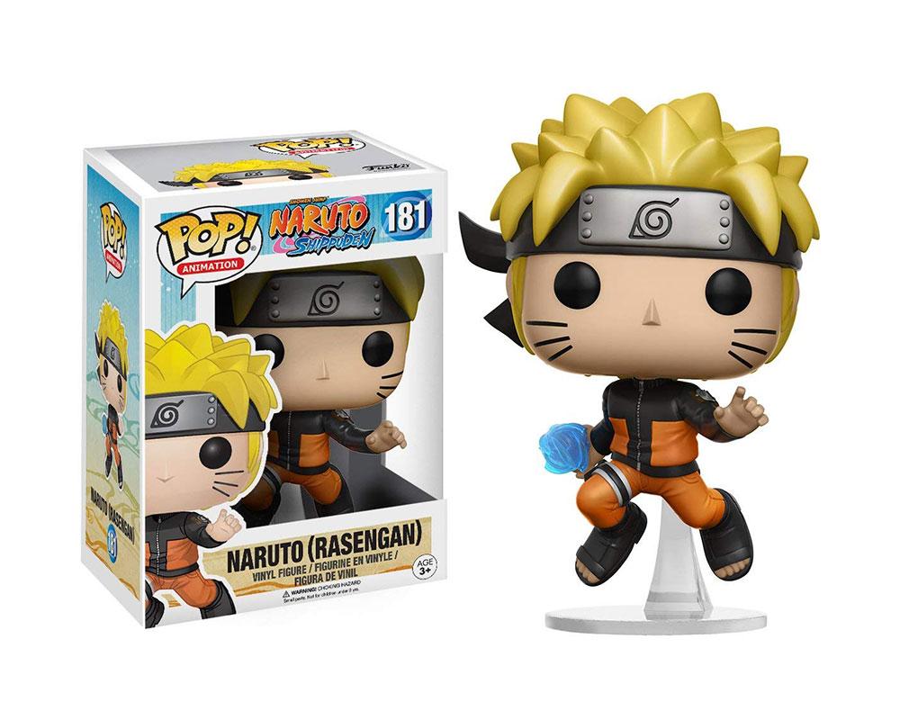 Figura de Naruto Funko Pop Rasengan