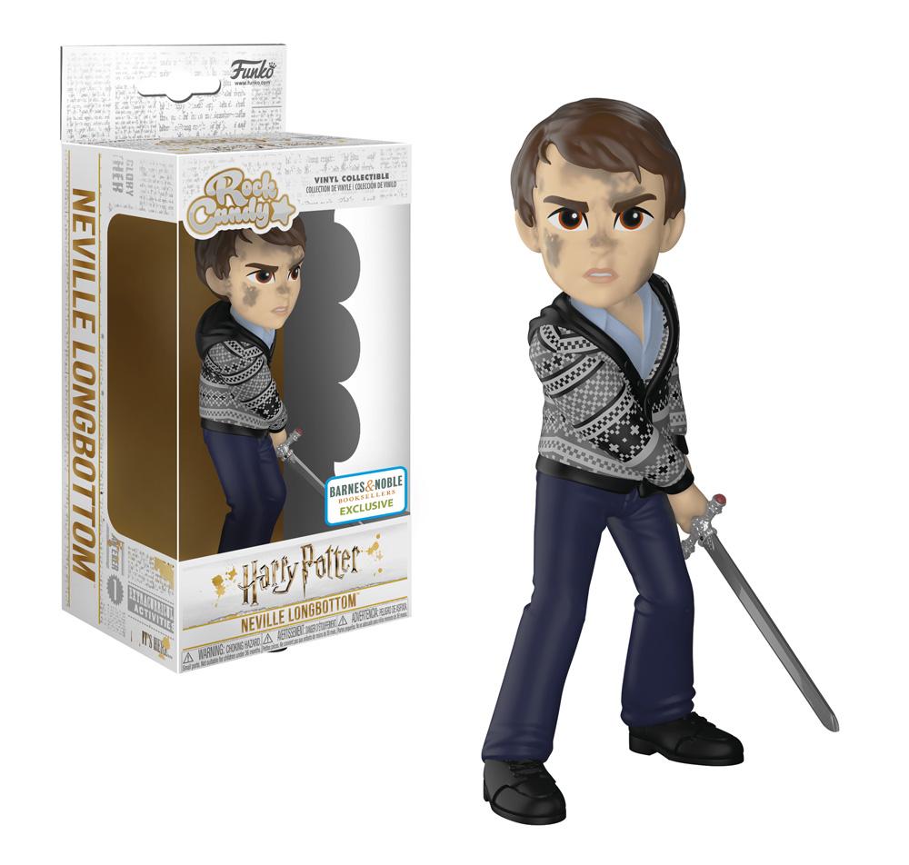 Figura de Neville Longbottom Harry Potter Rock Candy