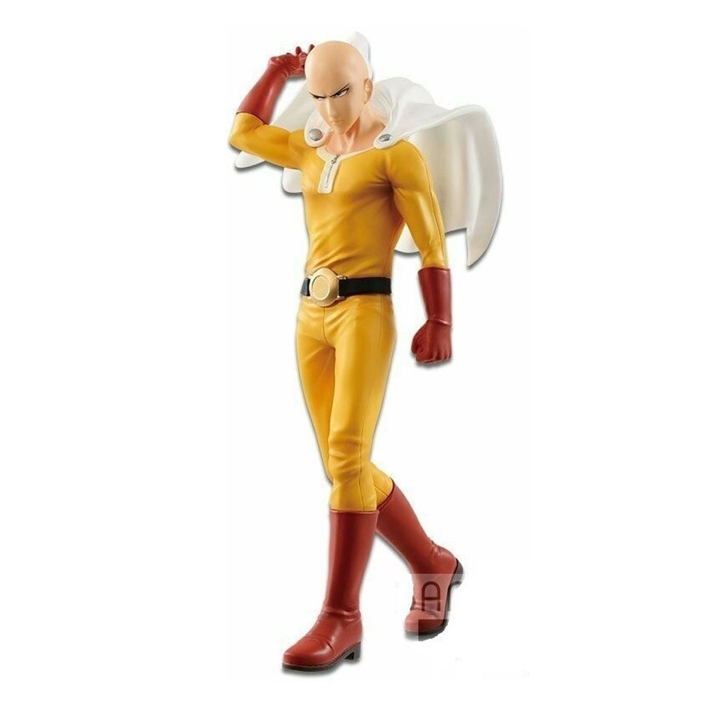 Figura One Punch Man de Banpresto