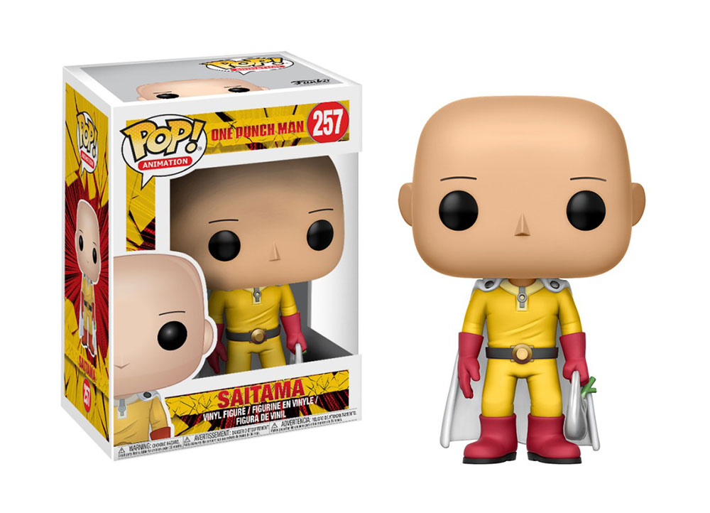 Figura de One Punch Man Funko Pop
