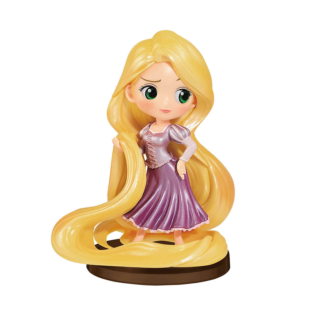 Figura de Rapunzel Q Posket