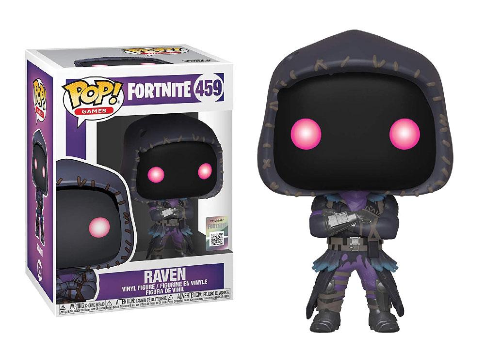 Figura de Raven Fortnite Funko Pop