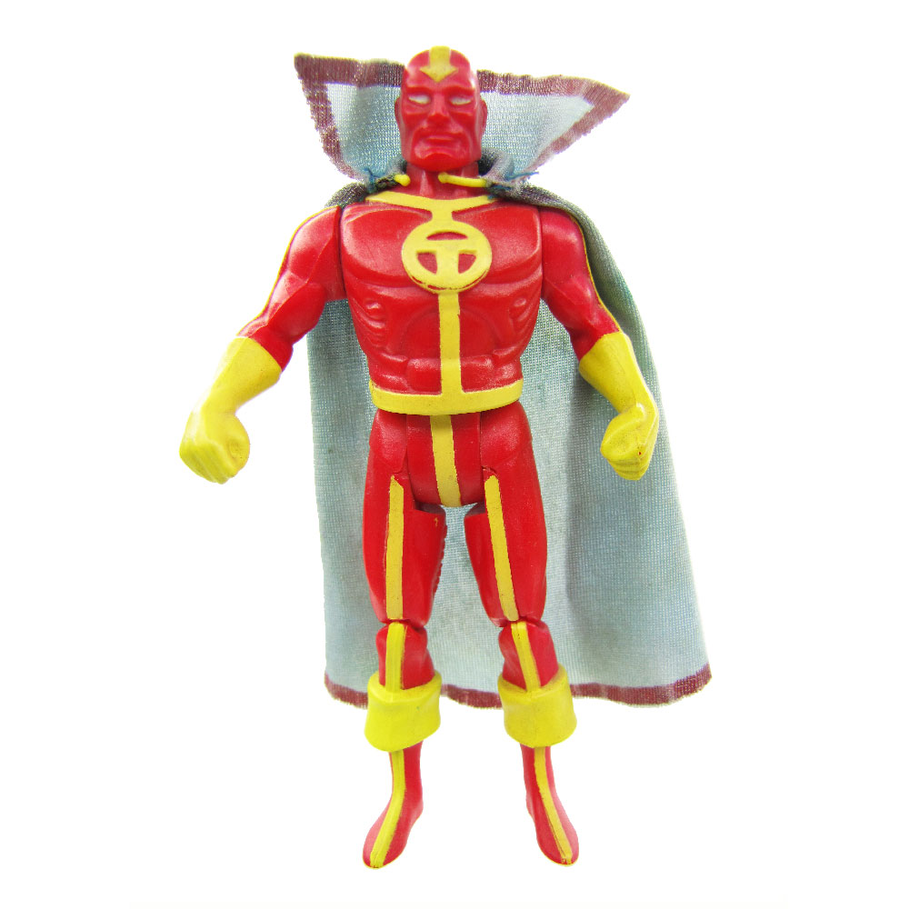 Figura de Red Tornado Super Powers