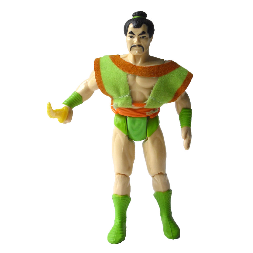 Figura de Samurai Super Powers