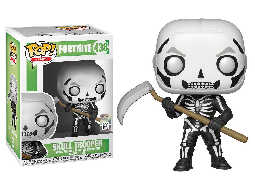Figura de Skull Trooper Fortnite Funko Pop