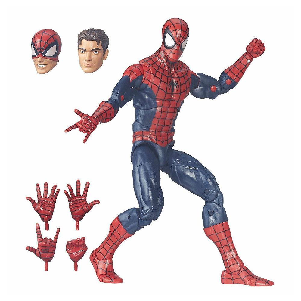 Figura de Spider-Man Marvel Legends 12 pulgadas