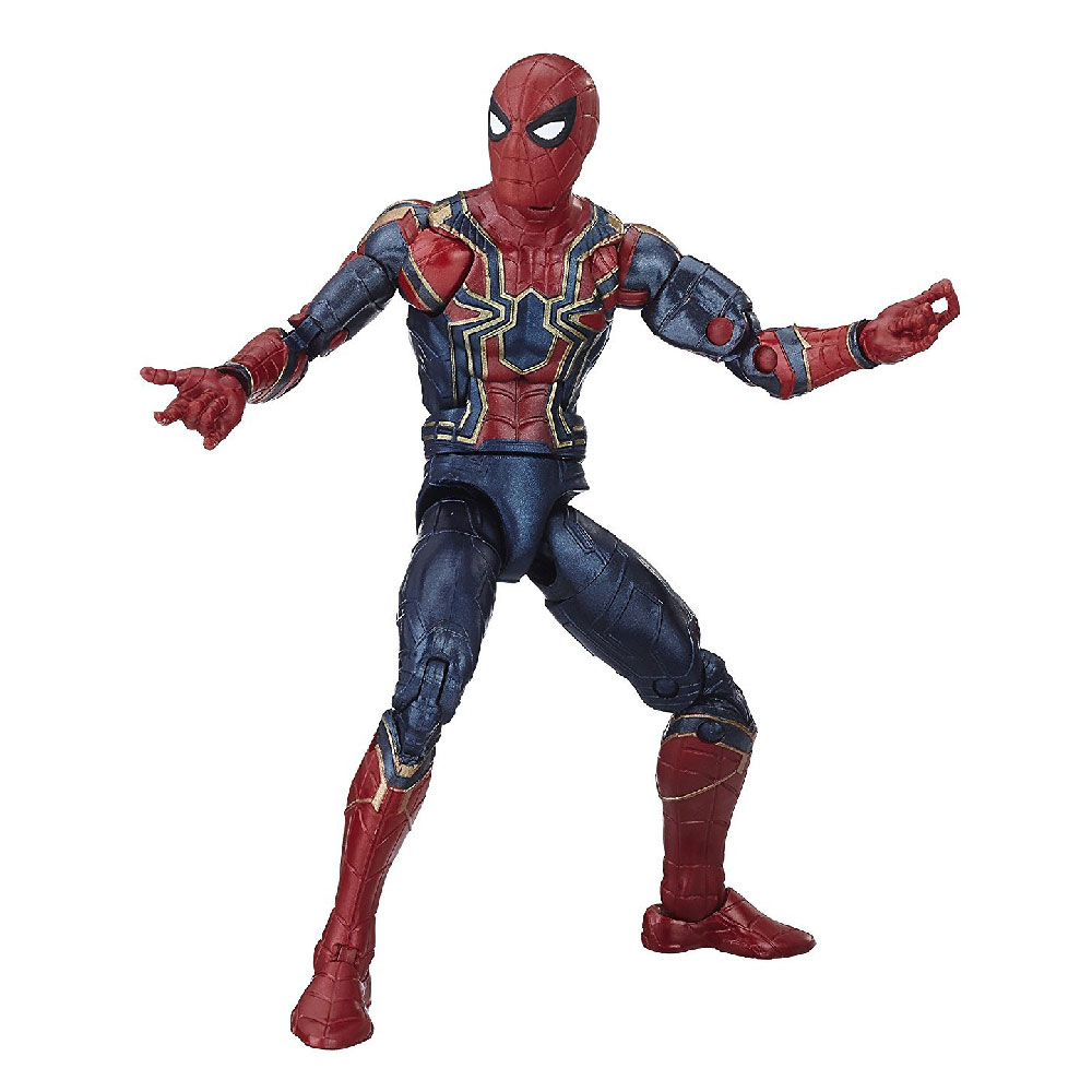 Figura de Spider-Man Marvel Legends