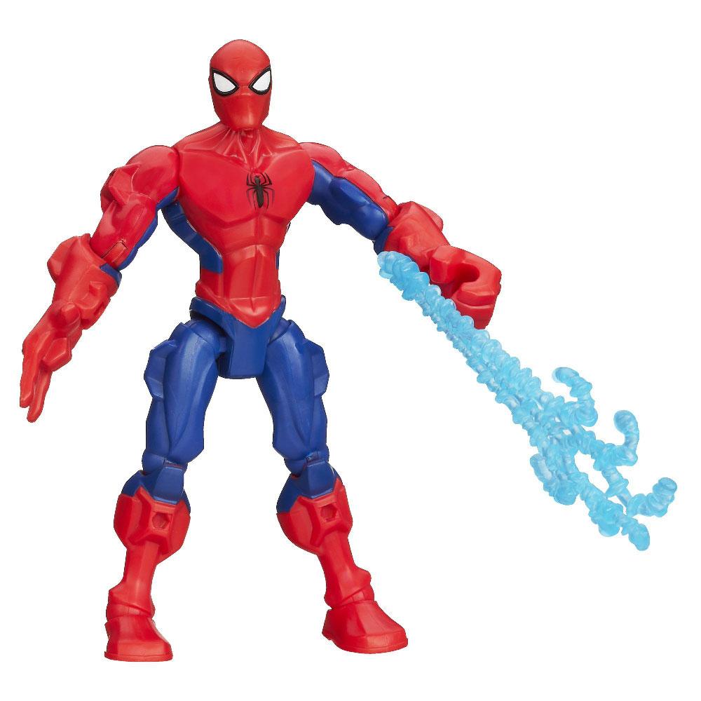 Figura de Spider-Man Super Hero Mashers